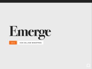 Emerge New Logo